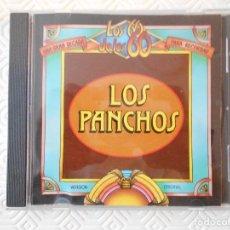 CDs de Música: LOS PANCHOS. COMPACTO CON 16 CANCIONES.. Lote 172046113
