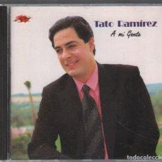 CDs de Música: TATO RAMIREZ - A MI GENTE / CD ALBUM JAZMIN RF-2443, PERFECTO ESTADO. Lote 285428088