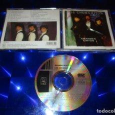 CDs de Música: LOS CHUNGUITOS ( GRANDES EXITOS ) - CD-08340 - HORUS - LA PLAZUELA - DE COLORES - A CUBA ME VOY .... Lote 172087427