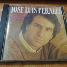 CDs de Música: JOSE LUIS PERALES A TI MUJER CD ALBUM DEL AÑO 1990 CONTIENE 10 TEMAS MUY RARO EN CD. Lote 172111818