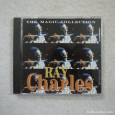 CDs de Música: RAY CHARLES - THE MAGIC COLLECTION - CD . Lote 172113797