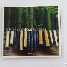 CDs de Música: CHINA CHILLOUT FLAVOURS. Nº 19, COLECCIÓN MÚSICA CHILLOUT EL PAÍS. TDKV36. Lote 172117233