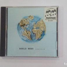 CDs de Música: WORLD NEWS. WARREN BENNETT. CD. TDKV36. Lote 172117482