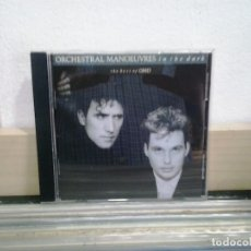CDs de Musique: LMV - ORCHESTRAL MANOEUVRES IN THE DARK. THE BEST OF OMD CD. Lote 172127579