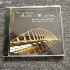 CD di Musica: CD DES DE LLIRIA - MARXES I PASSODOBLES - BANDA PRIMITIVA DE LLIRIA - PRECINTADO / NUEVO !!!. Lote 172127950