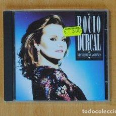 CDs de Música: ROCIO DURCAL - MIS MEJORES CANCIONES - CD. Lote 172133020