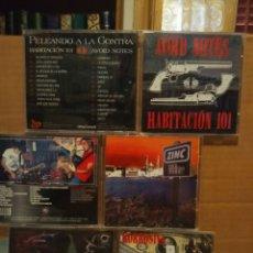 CDs de Música: LOTE 14 CD'S ( HARDCORE, PUNK, HEAVY METAL, ETC ). Lote 172149109