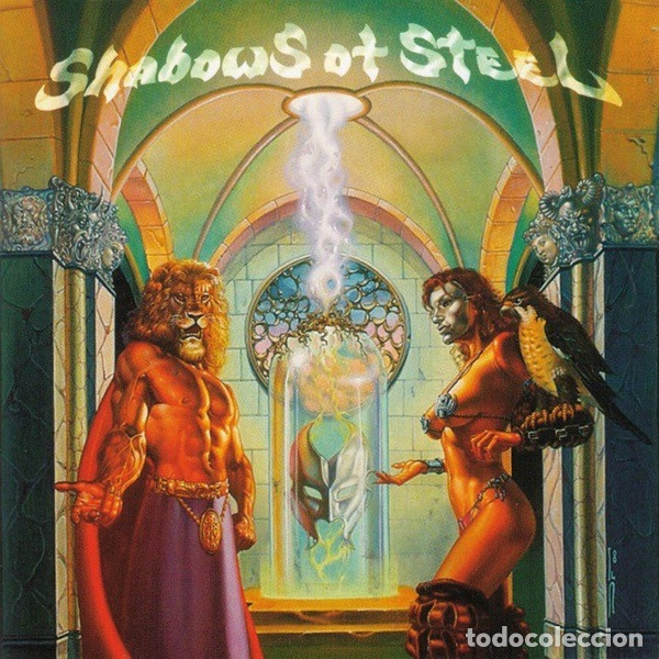 SHADOWS OF STEEL - SECOND FLOOR (Música - CD's Heavy Metal)