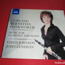 CDs de Música: COPLAND, BERNSTEIN, DANKWORTH, SUITE FOR EMMA, EMMA JOHNSON, JOHN LENEHAN, . Lote 172189620