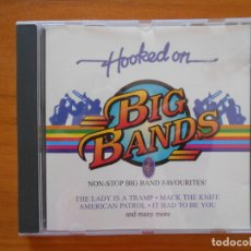 CDs de Música: CD HOOKED ON BIG BANDS (CS). Lote 172222528