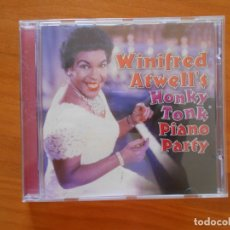CDs de Música: CD WINIFRED ATWELL'S HONKY TONK PIANO PARTY (CR). Lote 172222703