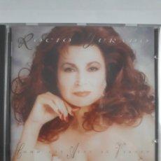 CDs de Música: ROCÍO JURADO. COMO LAS ALAS AL VIENTO.. Lote 172223875