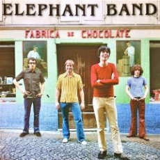CDs de Música: ELEPHANT BAND - FÁBRICA DE CHOCOLATE - CD ANIMAL RECORDS / MUNSTER RECORDS. Lote 172223962