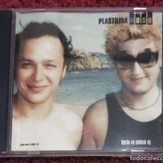 CDs de Música: PLASTILINA MOSH (HECHO EN MEXICO EP) CD 1998 4 TEMAS. Lote 172232552