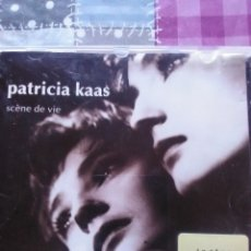 CDs de Música: PATRICIA KAAS SCENE DE VIE. Lote 172247909