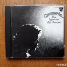 CDs de Música: CAMARÓN - LA LEYENDA DEL TIEMPO - 1990. Lote 172248894