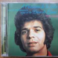 CDs de Música: CAMARÓN DE LA ISLA - ROSA MARÍA (REMASTERIZADO) - 2005. Lote 172249228