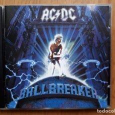 CDs de Música: AC/DC - BALLBREAKER - 1995. Lote 172249367