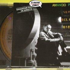 CDs de Música: AMANCIO PRADA, SONETOS DEL AMOR OSCURO, CANTAUTOR, CD AÑO 1988, POEMAS DE FEDERICO GARCÍA LORCA. Lote 172249822
