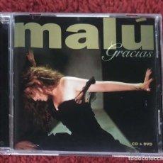 CDs de Música: MALU (GRACIAS) CD + DVD 2008. Lote 172254678