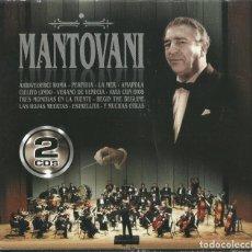 CDs de Música: MANTOVANI 2 CD´S. Lote 172268449