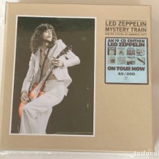 CDs de Música: LED ZEPPELIN - MYSTERY TRAIN - USA 1977, 19 CD , EDICIÓN LIMITADA. Lote 172269642
