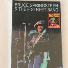 CDs de Música: BRUCE SPRINGSTEEN - THE ROXY 1975 & THE WALTER KERR THATRE 2018 - 4 CD, ED. LIMITADA. Lote 172270224