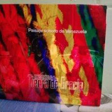 CDs de Música: PAISAJE SONORO DE VENEZUELA ENSAMBLE TIERRA DE GRACIA CD ALBUM . Lote 172276354