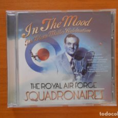 CDs de Música: CD THE ROYAL AIR FORCE SQUADRONAIRES - IN THE MOOD (1H). Lote 172284958