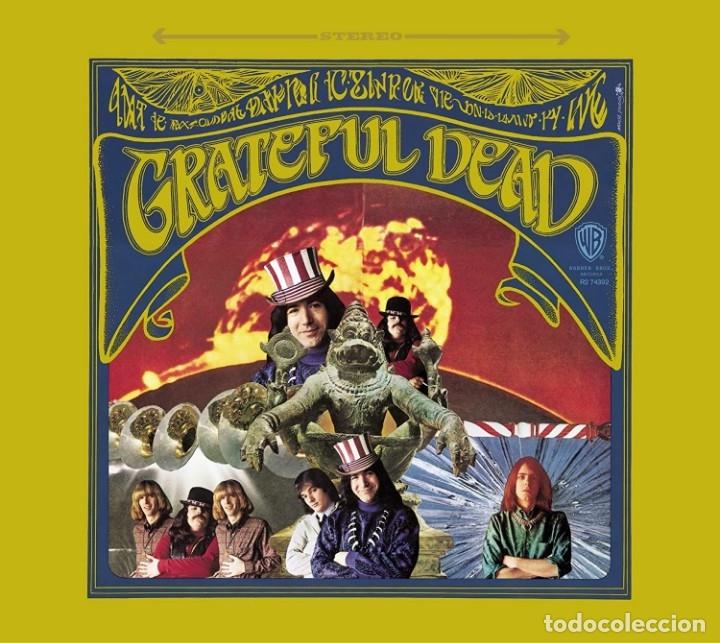 THE GRATEFUL DEAD (+ 6 TEMA BONUS TRACK) - CD DIGIPACK (Música - CD's Rock)