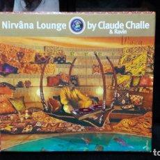 CDs de Música: NIRVANA LOUNGE BY RAVIN+ ETHNIC GEORGE V RECORDS 2 CD´S EXCLUSIVO CAJA CARTON BUEN ESATDO. Lote 172304400