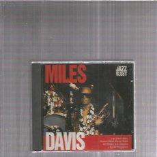 CDs de Música: MILES DAVIS MAESTROS DEL JAZZ. Lote 172311983