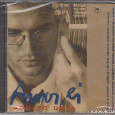 CDs de Música: ADOLFO OSTA CD AMOR, EI 1997 CANÇONS DE TROBADORS, ANDALUSÍS I SEFARDITES (PRECINTADO). Lote 172342182