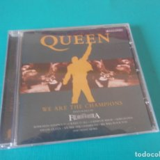 CDs de Música: QUEEN WE ARE THE CHAMPIONS - CD. Lote 172365568
