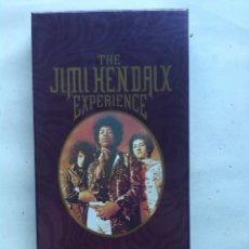CDs de Música: THE JIMI HENDRIX EXPERIENCE 4 CDS. Lote 172384119