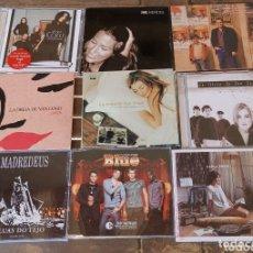 CDs de Música: LOTE CDS POP ROCK JAZZ. Lote 172389057