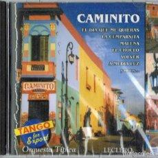 CDs de Música: CAMINITO ( CD PRECINTADO). Lote 172396407