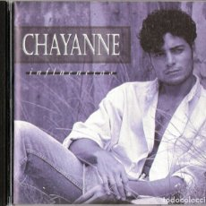 CDs de Música: CHAYANNE INFLUENCIAS (CD). Lote 172396680