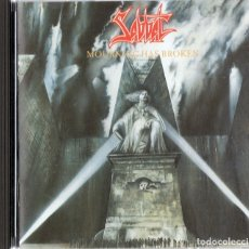 CDs de Música: SABBAT MOURNING HAS BROKEN (CD). Lote 172398492