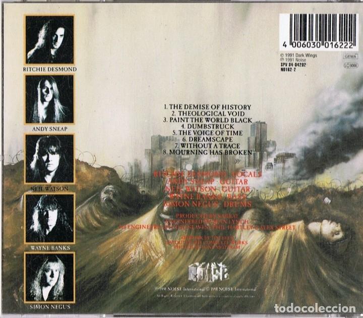 CDs de Música: SABBAT MOURNING HAS BROKEN (CD) - Foto 2 - 172398492