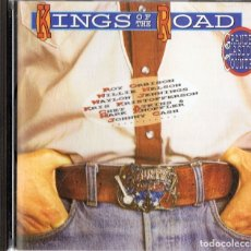 CDs de Música: KINGS OF THE ROAD GRANDES CLASICOS COUNTRY (CD). Lote 172398547