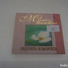 CDs de Música: BOX - 2 CD / MUSICA MARAVILLOSA ORQUESTA ROMANTICA. Lote 172404228