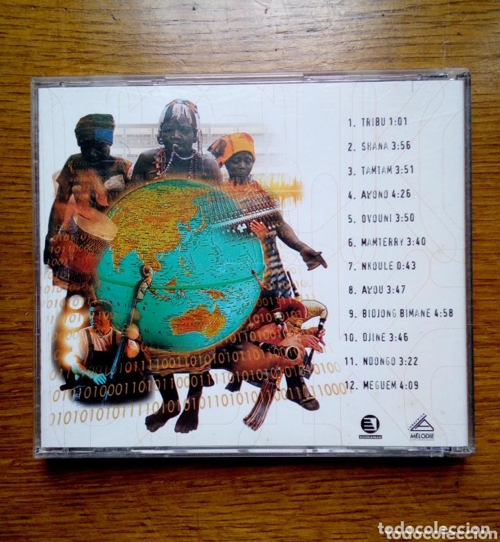 CDs de Música: Munduko Musika 1 Kamerun - Sally nyolo tribu, Egunkaria, 1999. Euskal Herria. - Foto 5 - 172405284
