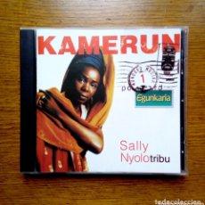 CDs de Música: MUNDUKO MUSIKA 1 KAMERUN - SALLY NYOLO TRIBU, EGUNKARIA, 1999. EUSKAL HERRIA.. Lote 172405284