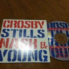CDs de Música: CROSBY, STILLS, NASH & YOUNG / LOOKING FORWARD - STAND AND BE COUNTED (CD SINGLE 1999). Lote 172416015