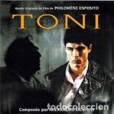 CDs de Música: TONI / ALEXANDRE DESPLAT CD BSO. Lote 172423262