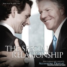 CDs de Música: THE SPECIAL RELATIONSHIP / ALEXANDRE DESPLAT CD BSO. Lote 172423609