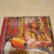 CDs de Música: G-M7B3G CD MUSICA CARNAVAL DE CADIZ NUEVO PRECINTADO CORO 2015 LOS SUDAMERICANOS . Lote 172424590