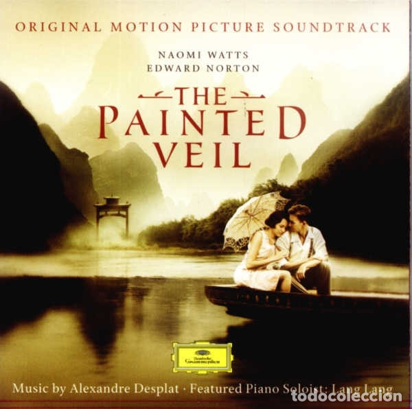 THE PAINTED VEIL / ALEXANDRE DESPLAT CD BSO (Música - CD's Bandas Sonoras)