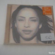 CDs de Música: CD / THE BEST OF SADE. Lote 172428890